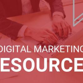 30 Digital Marketing Resources to Bookmark