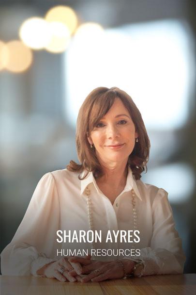 Sharon Ayres